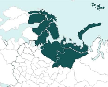 Barentsinmerta reunustaa Barentsin alue, johon Suomikin kuuluu.
