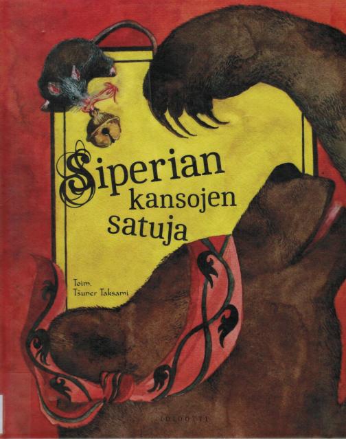 Siperian kansojen satuja