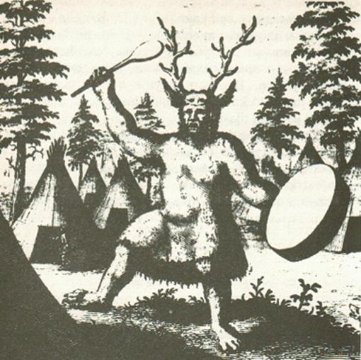 Kirjasta: Nevill Drury. Shamanismi. Karisto. Hämeenlinna 1993