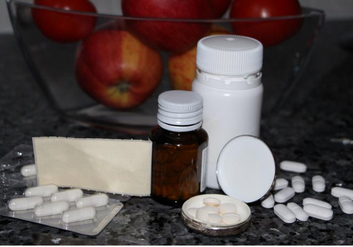 Lääkkeitä 4