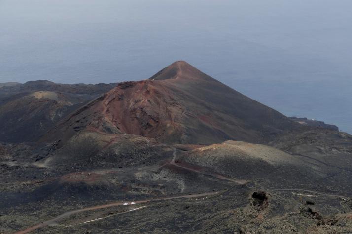 Teneguia La Palma