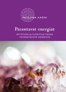 Parantavat energiat kirjan kansi
