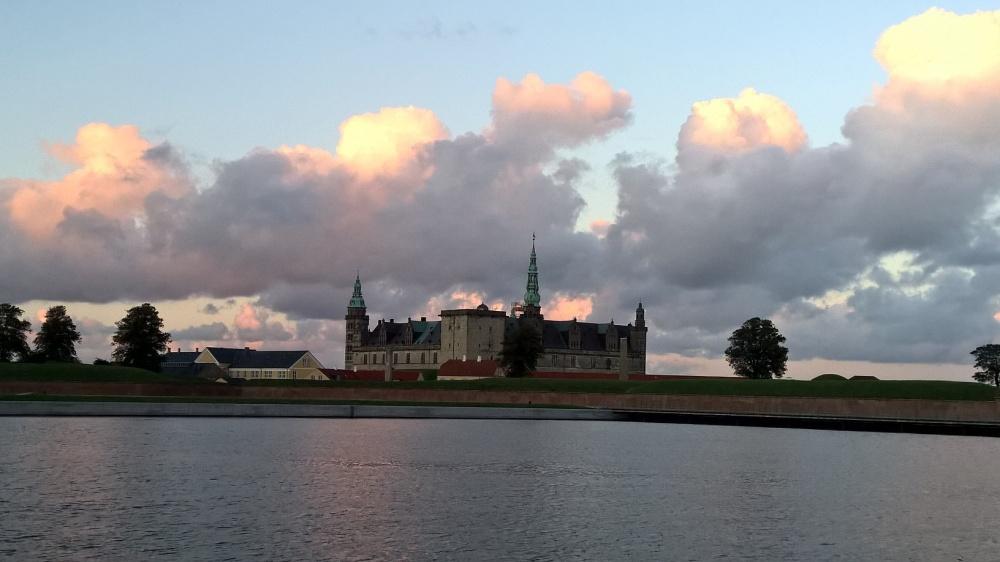 Kronborgin linna.