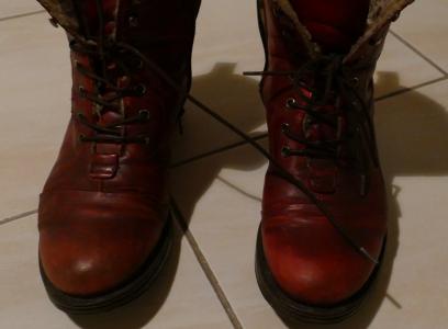 Kohtalokas kengän nauha.