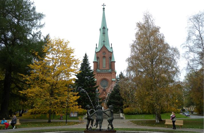 Kirkkopuiston suihkulähde. Tampere.png