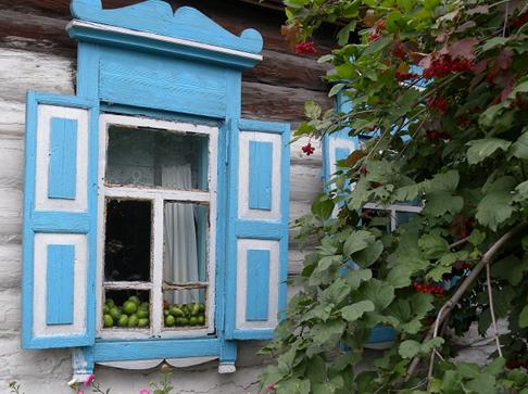 siperialainen ikkuna