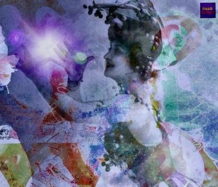 Iloa ja Toivoa. Kuva Kati Sarvela